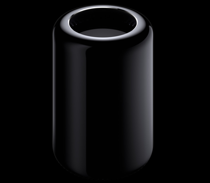Mac Pro cylindrique