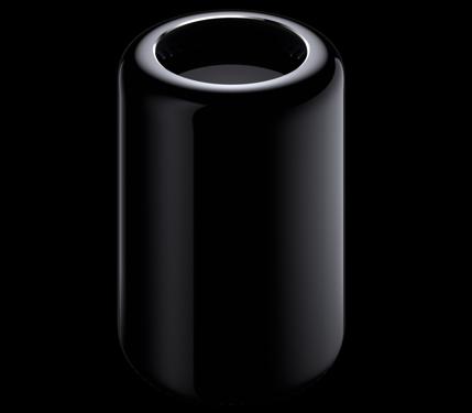 Mac Pro cylindrique